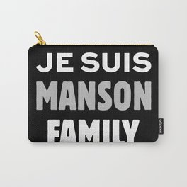 Je Suis - Manson Family Carry-All Pouch