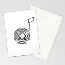 Long Play Stationery Cards