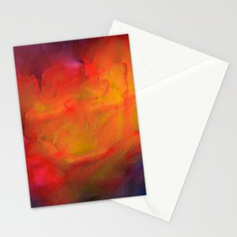 Abstract 279 Stationery Cards