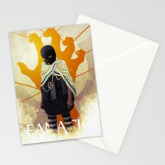 MISGUIDED FANATICISM Stationery Cards
