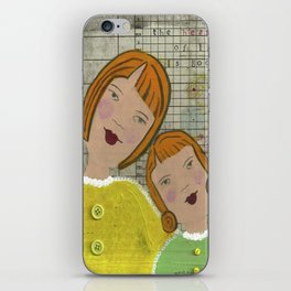 Heart of Life iPhone Skin
