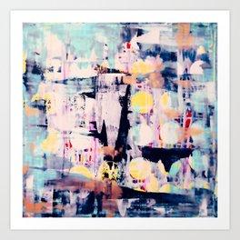 Painting No. 2 Art Print