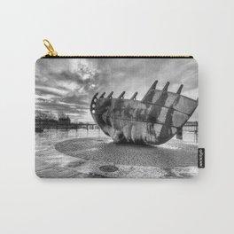 Merchant seafarer's war memorial 2 mono Carry-All Pouch