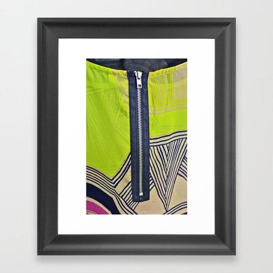 Fly Case / Fly Skin / Fly Print Framed Art Print