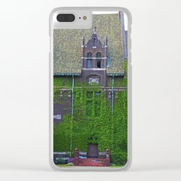 Old West End Mary Manse College Auditorium aka Lois Nelson Theater IV Clear iPhone Case