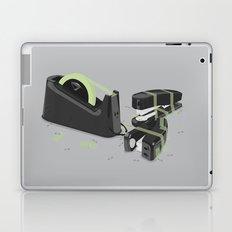 Tape is stronger Laptop & iPad Skin