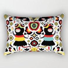 Morning Apple Rectangular Pillow
