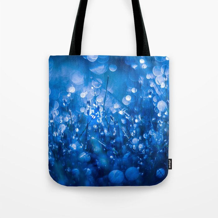 The Crystal Cave Tote Bag
