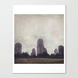 Urbania Six Canvas Print