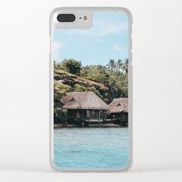Maldives I Clear iPhone Case
