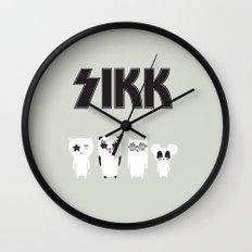 SIKK - ANALOG zine Wall Clock