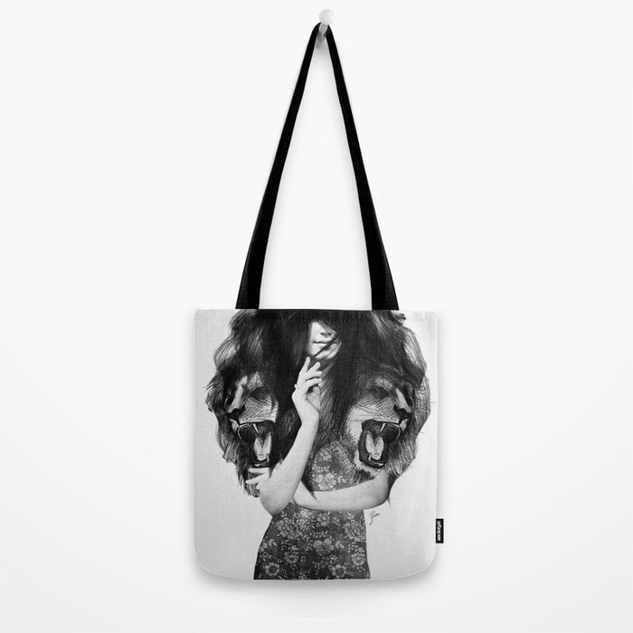 Lion #1 Tote Bag