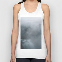 fog Tank Tops featuring Fog by Kiersten Marie Photography