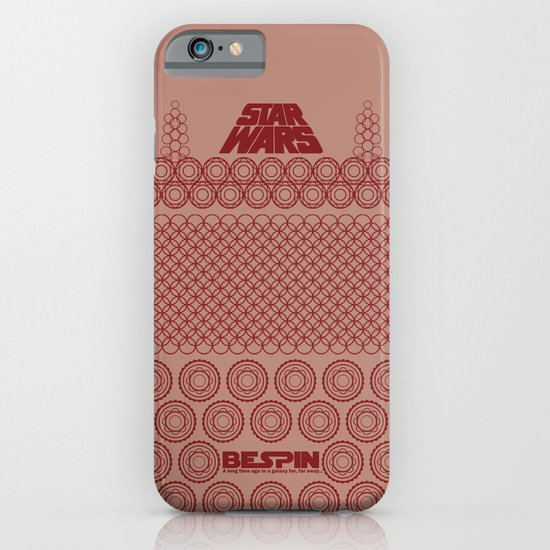 Star Wars- Bespin iPhone & iPod Case