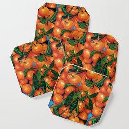 Florida Oranges Coaster