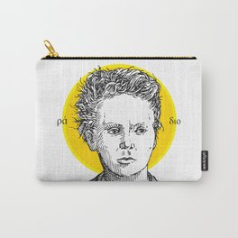 St. Marie Curie Carry-All Pouch