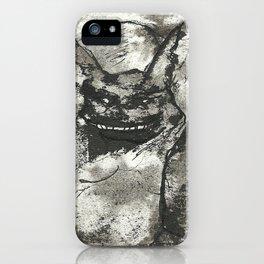 Mounstruo iPhone Case