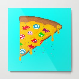 8-Bizza Metal Print