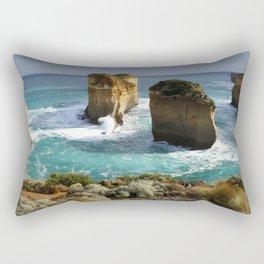 Twelve Apostles Australia Coast Rectangular Pillow
