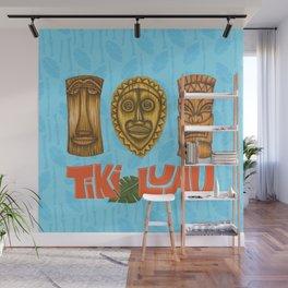Tiki Goodness Wall Mural