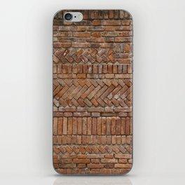 Beautiful Brick Wall iPhone Skin