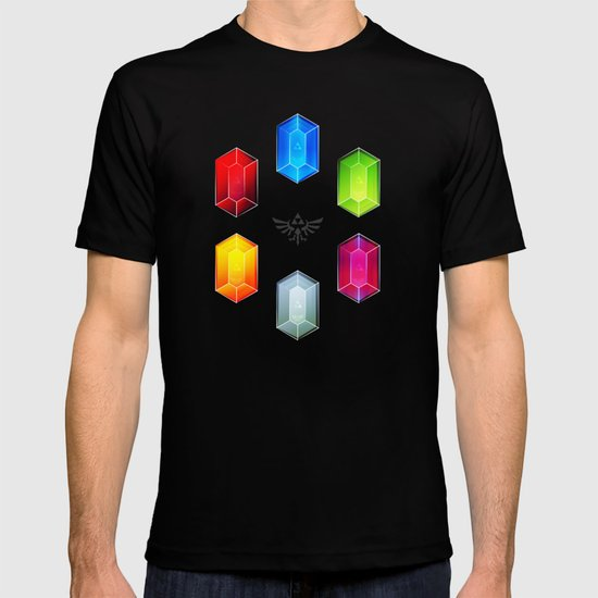 Zelda Just Want Them Rupees T-shirt