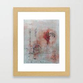 The Ashram by Kenny Rego Framed Art Print