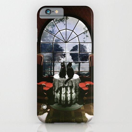 Room Skull iPhone & iPod Case