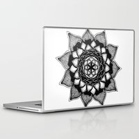 stone Laptop & iPad Skins featuring Stone by Fie Bystrup