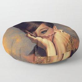 Barbara Streisand, Legend Floor Pillow