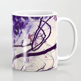 Indigo Branches Coffee Mug
