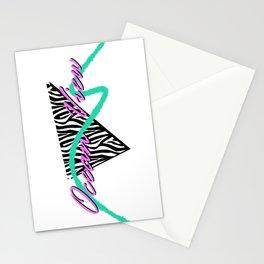 Ocean View | Streamline Modern Stationery Cards