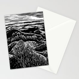 Looking Glass Mountain Stationery Cards