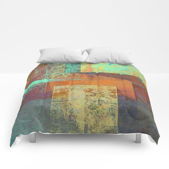 rising concern 1a 1e Comforters