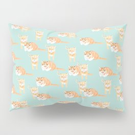 Willie and Ollie Pattern Pillow Sham