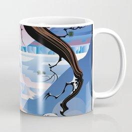 BRYCE CANYON IN WINTER Coffee Mug