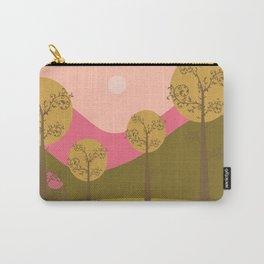 Kawai landscape autumn Carry-All Pouch