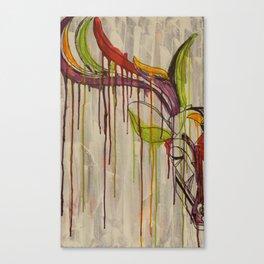 Elk Geometry Canvas Print