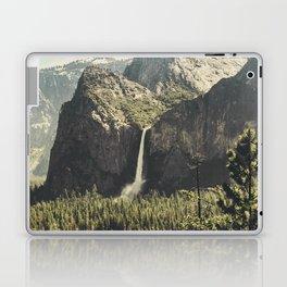 Yosemite Valley Waterfall Laptop & iPad Skin