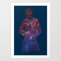 Starlord, Legendary Outlaw? Art Print