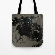 Marvel Fan Art BARRACUDA Tote Bag