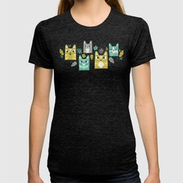 Tiki Kitty T-shirt