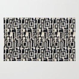 Maze Knit Rug