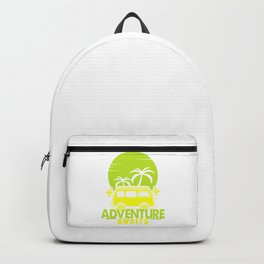 Adventure Awaits gy Backpack