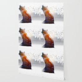 A Wilderness Within / Fox Wallpaper