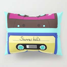 Cassette Pillow Sham