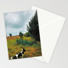 Breath of autumn Stationery Cards