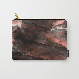 Grunge texture Carry-All Pouch