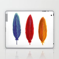 Mockingjay feathers (The H Games) Laptop & iPad Skin