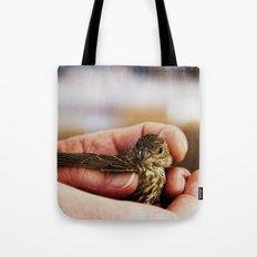 Tiny Beauty Tote Bag
